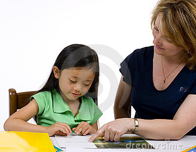 Het lezen en het Schrijven