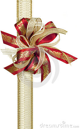 Het Lint van de Hulst van Kerstmis