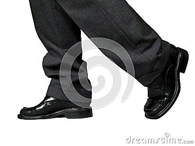 Het lopen van I´m