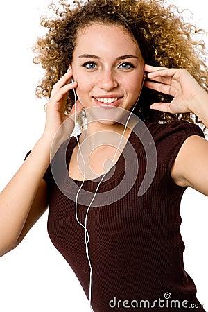 Het luisteren aan Muziek