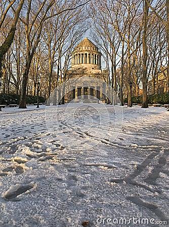 Het Mausoleum van de toelage