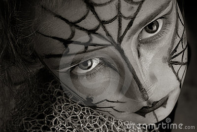 Het meisje van de spin