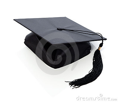 Het mortierraad van de graduatie
