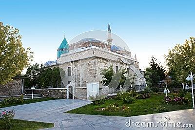Het Museum van Melvani, Konya Turkije