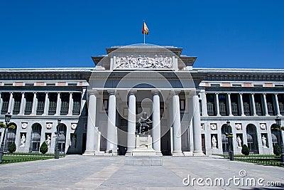 Het Museum van Prado