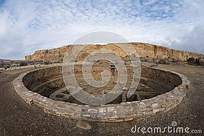 Het Nationale Park van de Cultuur van Chaco