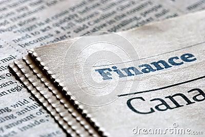 Het nieuws van financiën