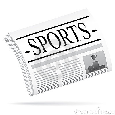 Het nieuws van sporten.