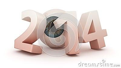 Het oftalmologische jaar van 2014