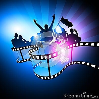 Het Ontwerp van het Festival van de film