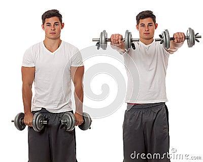 Het opheffen Gewichten