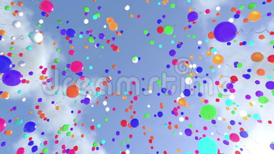 Het opheffen van Ballons