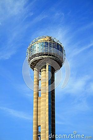 Het Oriëntatiepunt van Dallas