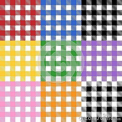 Het Patroon van het tafelkleed