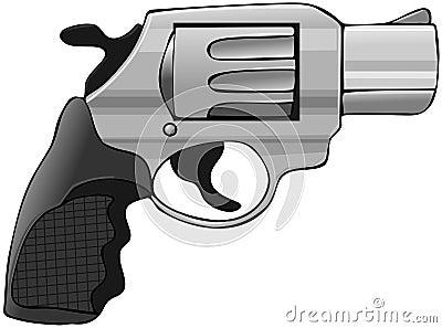 Het pistool van Snubnose
