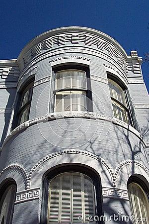 Het Rijtjeshuis van Georgetown