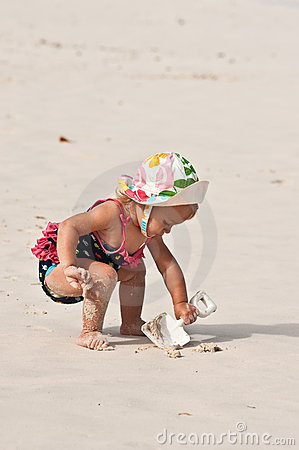 Het scheppen van Zand