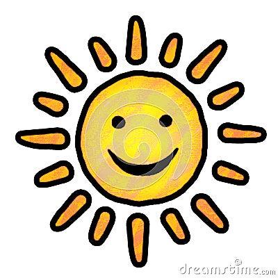 Het schilderen van de zon royalty vrije stock foto 39 s afbeelding 4933618 - Doek voor de zon ...