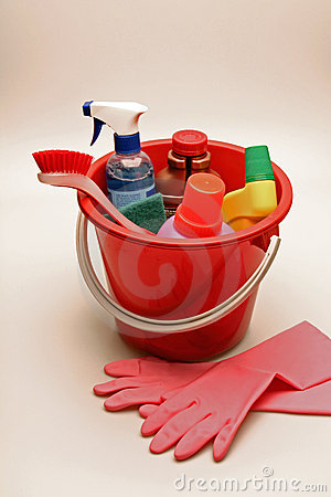 Het schoonmaken