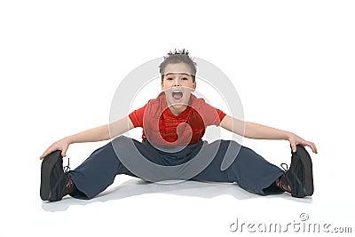 Het schreeuwen van het kind