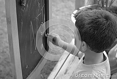 Het Schrijven van het kind