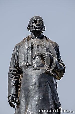 Het Standbeeld van Vallbhbhai Patel van Sardar
