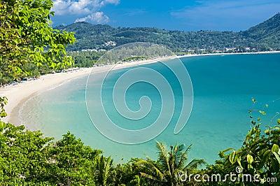 Het Strand van Kamala
