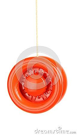 Het stuk speelgoed van de jojo