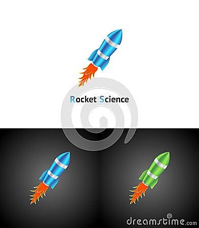 Het Symbool van de raket