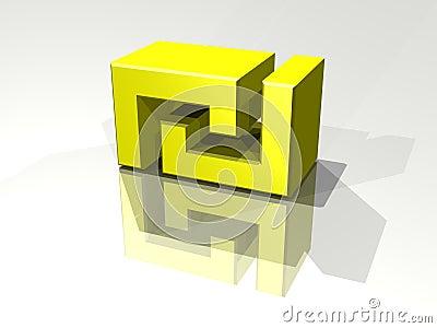 Het Symbool van de sjekel