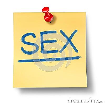 Het symbool van het geslacht en van de seksualiteit