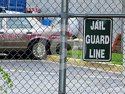 Het teken van de gevangenis