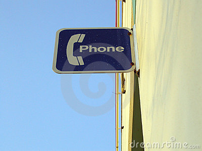 Het Teken van de telefoon