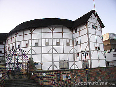 Het Theater van de Bol van Shakespeare