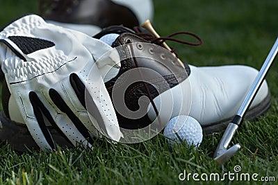 Het toestel van het golf