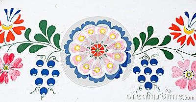 Het traditionele wijnkelder volks schilderen royalty vrije stock foto afbeelding 23812505 - Wijnkelder decoratie ...