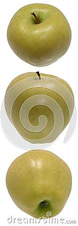 Het Trio van de appel