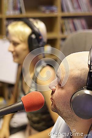 Het uitzenden programma in verslag
