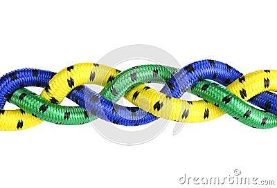 Het Weefsel van de kabel