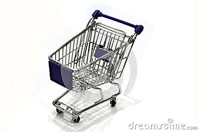 Het winkelen Karretje