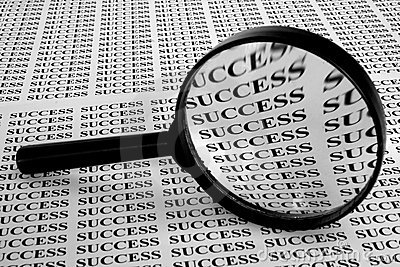 Het zoeken van succes