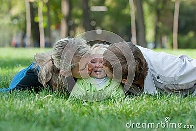 Het zoete parenting