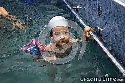 Het zwemmen les