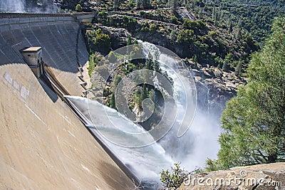 Hetch Hetchy Dam