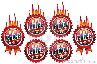 Hete prijs