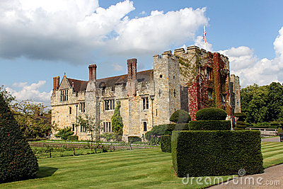 Hever Castle, UK