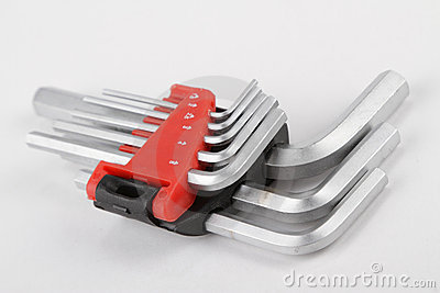 Hex key set