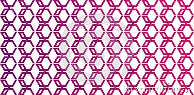 Hexagon backdrop
