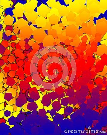 Hexagon Background 3
