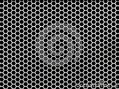 hexagonal mesh stock photos image 26138183